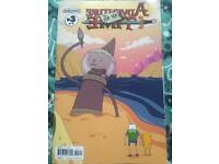 Adventure time comic - #2 and #3