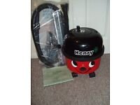 Henry Hoover with dual speed 1200 includes new pipes and tools