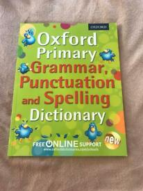 Brand new Children's dictionary