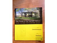 Key Houses of the 20th Century: Plans, Sections, and Elevations (Colin Davies)