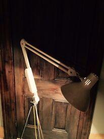 Original Luxo Lamp with OSK&RJULIET base