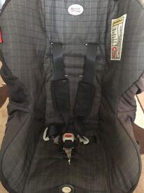 Britax Car seat Birmingham. Well used but still has a great life ahead