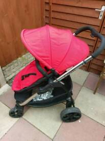 Icandy strawberry 2 travel system