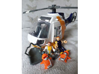 Fisher price imaginext rescue helicptor