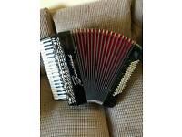Borsini Vienna midi accordion