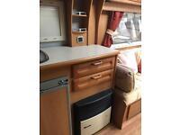 Omega 524 compass 2006 caravan
