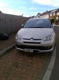 Citreon C4 1.6 Silver