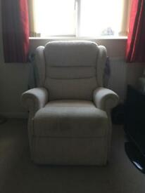 Sherborne electric rise and recline chair