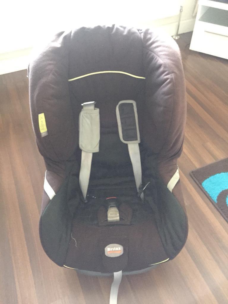 Britax Baby Car Seat 6 Months - 3 Years