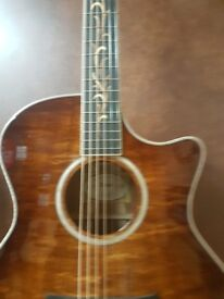 New Taylor 24ce Limited at a bargain price of 4500 GBP.