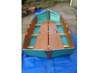 FOLDING DINGHY BOAT TENDER