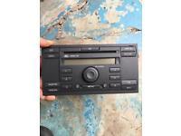 Ford radio CD player