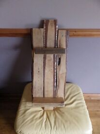 Bespoke Handmade Shelf - Made from Reclaimed Wood