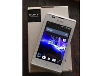 Sony Xperia E phone