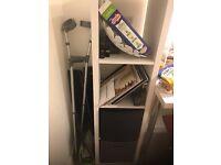 Ikea Kallax 4X1 Shelf White