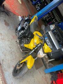 Sym wolf 125cc