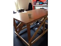 Pattern cutting tables for dressmakers.