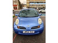 Nissan micra automatic