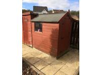Apex shed 6x4