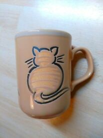 Looking for this mug / cat / brown