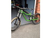 Kona Operator Large Downhill Bike Bicycle
