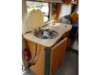 Hymer B634 4 berth Motorhome Excellent condition throughout