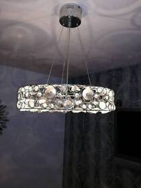 🌟 REDUCED🌟NEXT Crystal ceiling light