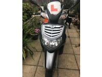 124cc Moped for sale
