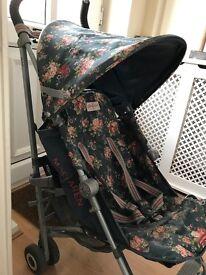 Cath kidston maclaren stroller