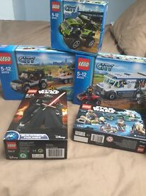 Lego Bundle (Will sell separately)