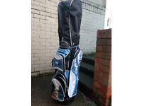 Ben Sayers M9 Ladies Golf Club Set (and trolley)
