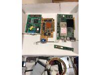 Mixed Computer Parts