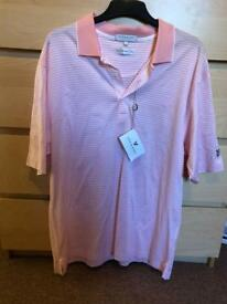 Lyle and Scott LARGE Golf Polo BNWT