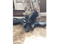 2 pairs nitro Moterbike boots