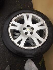 "Land Rover Sport / vogue alloys 19"" sold signally"