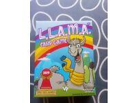 LLAMA CARD GAME IN EXCELLENT CONDITION (UNO)