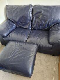 Free sofa and foot stool