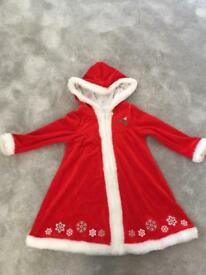 Girls Santa Jacket