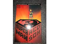 Super man red son comicbook