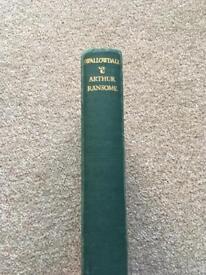 1946 Arthur Ransome 'Swallowdale'