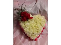 Specialising in artificial flowers for your lost loved ones