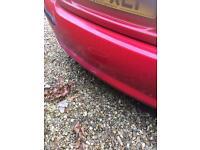 Rover 25 rear bumper