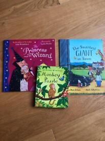 Selection of Julia Donaldson Books