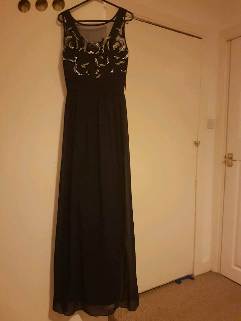 Quiz evening dress (size 12)