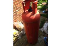 Calor Gas Bottle 47kg Full For Sale