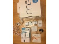 Homedics Me My Elos Permanent Hair Removal System (Excellent Condition)