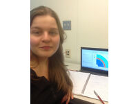 Experienced tutor in Maths and Physics: national 5, highers, advanced highers, university