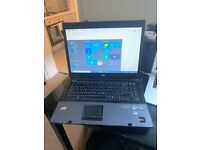 "15"" HP COMPAQ 6710b INTEL CORE 2 DUO 4GB RAM 160GB HDD WINDOWS 10 WIFI LAPTOP"