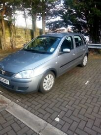 VAUXHALL CORSA *LOW MIELEAGE* EXCELLENT RUN AROUND/1ST CAR.