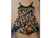 Playsuit size 14